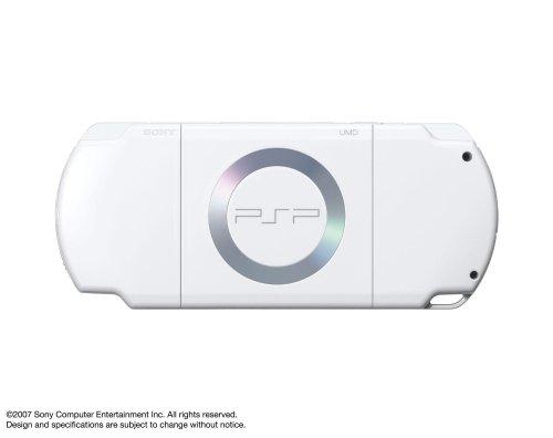 PSP「プレイステーション・ポータブル」 セラミック・ホワイト (PSP-2000CW) 【メーカー生産終了】