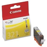 (まとめ) キャノン Canon インクタンク BCI-321Y イエロー 2930B001 1個 【×5セット】