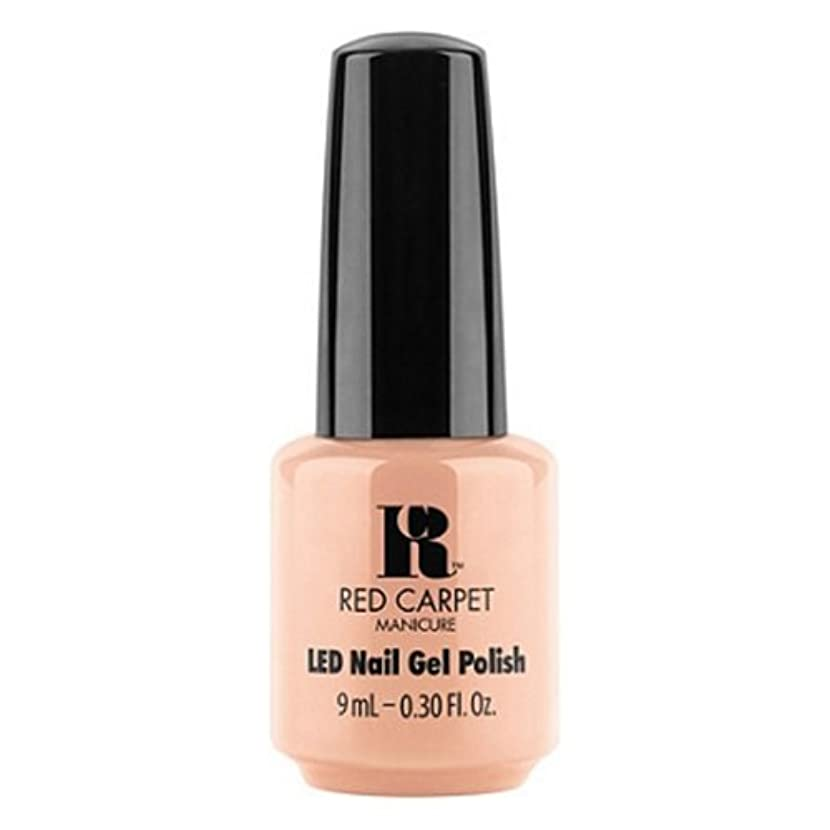 ランプラフ睡眠祖先Red Carpet Manicure - LED Nail Gel Polish - Can't Stop. Won't Stop. - 0.3oz / 9ml
