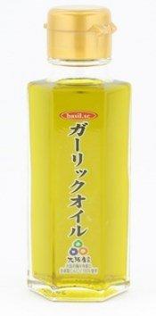 ガーリックオイル 90g×2本 basil.sc 自家製にんにくをエキストラバージンオリーブオイルでじっくり抽出