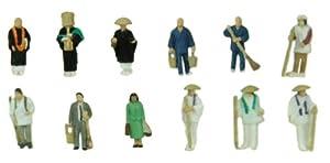 トミーテック ジオコレ 情景コレクション ザ・人間028 お寺の人々 ジオラマ用品