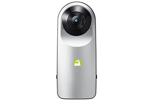 LG 360度 CAM VR カメラ LG-R105 B01DU7CNQ8 1枚目