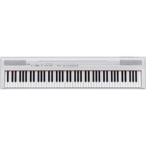 YAMAHA デジタルピアノ P-series  ホワイト P-105WH