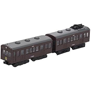 Bトレインショーティー Yamanote History 1 クハ79+モハ72 茶色 山手線 (先頭+中間 2両入り) プラモデル