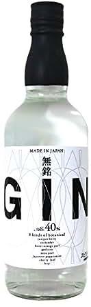 福徳長酒類 無銘 ジン 700ml