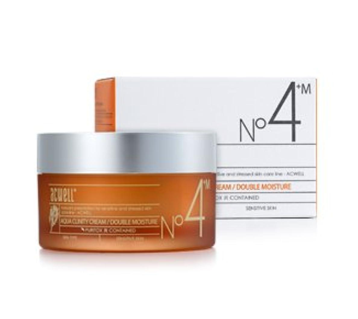 カバー原子炉モード[アクウェル/ACWELL]アクウェル アクア クリニティ クリーム (ダブルモイスチャー)/Acwell Aqua Clinity Cream (Double Moisture)[海外直送品]