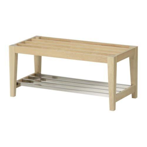 IKEA バーチ ステンレススチール