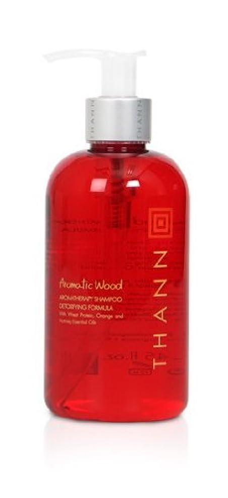 飽和するアレルギー鋭くタン シャンプーAW(Aromatic Wood)  250ml