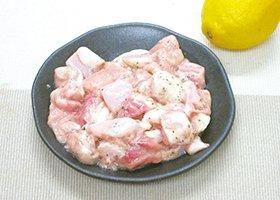 フーズアイ)牛塩ホルモン 300g