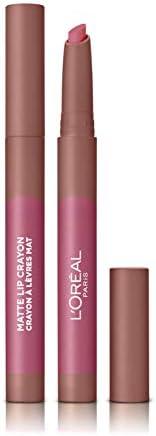 L'Oréal Paris Infallible Matte Lip Crayon 102 Caramel Blo