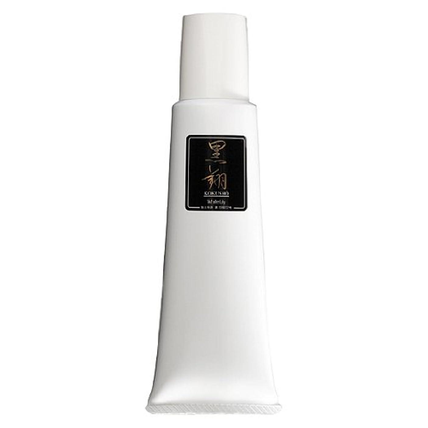アーサー刺繍ガレージホワイトリリー 黒翔 こくしょう 120mL ナチュラルブラック 染毛整髪料