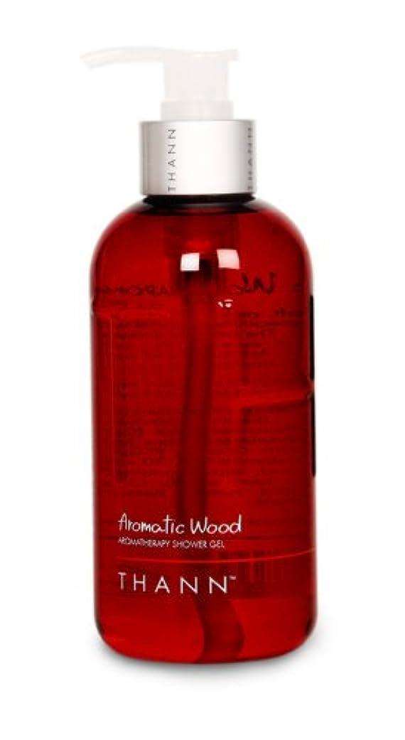 宣言癒す体操タン シャワージェルAW(Aromatic Wood) 320ml