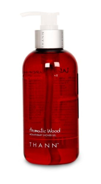 百年盲目アッティカスタン シャワージェルAW(Aromatic Wood) 320ml