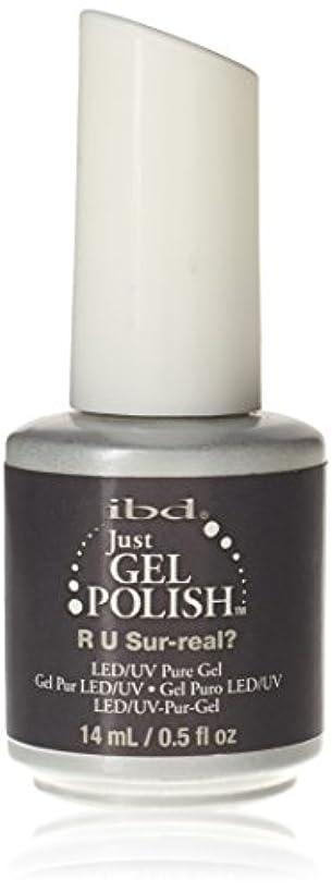 チョコレートオーガニック膿瘍ibd Just Gel Nail Polish - R U Sur-Real? - 14ml / 0.5oz