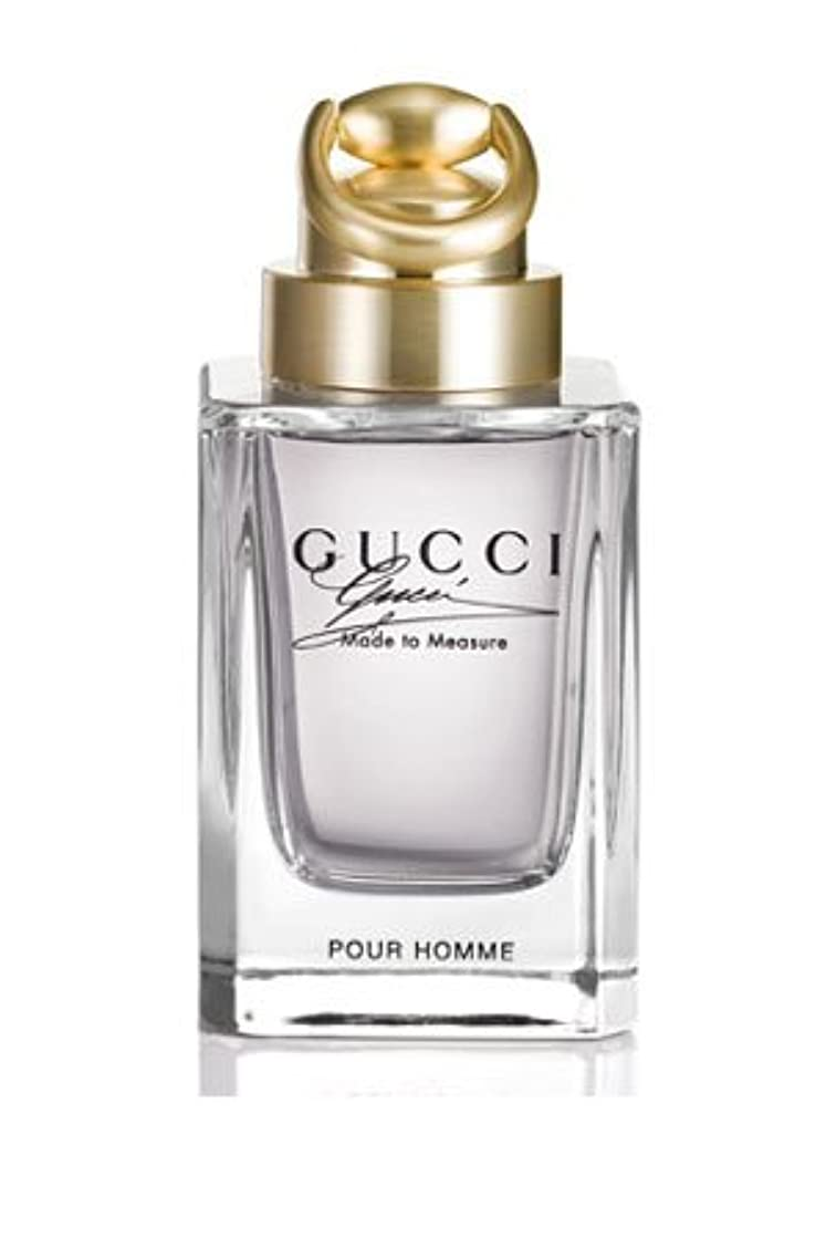 Made to Measure (メイド トゥー メジャー) 3.0 oz (90ml) EDT Spray by Gucci or Men