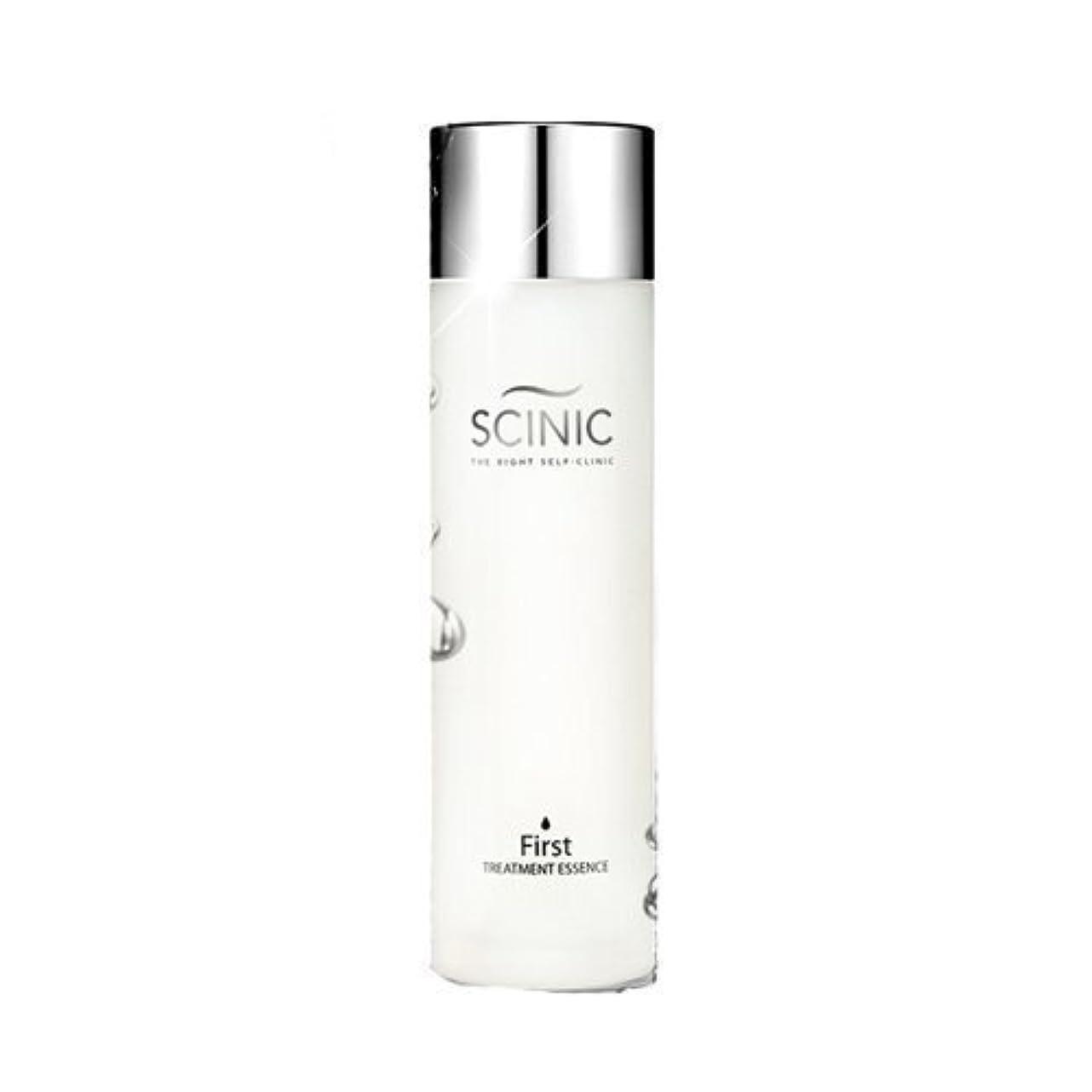 パトロンコイル絶縁するSCINIC First Treatment Yeast Essence Galactomyces Whitening Anti-Wrinkle 150ml