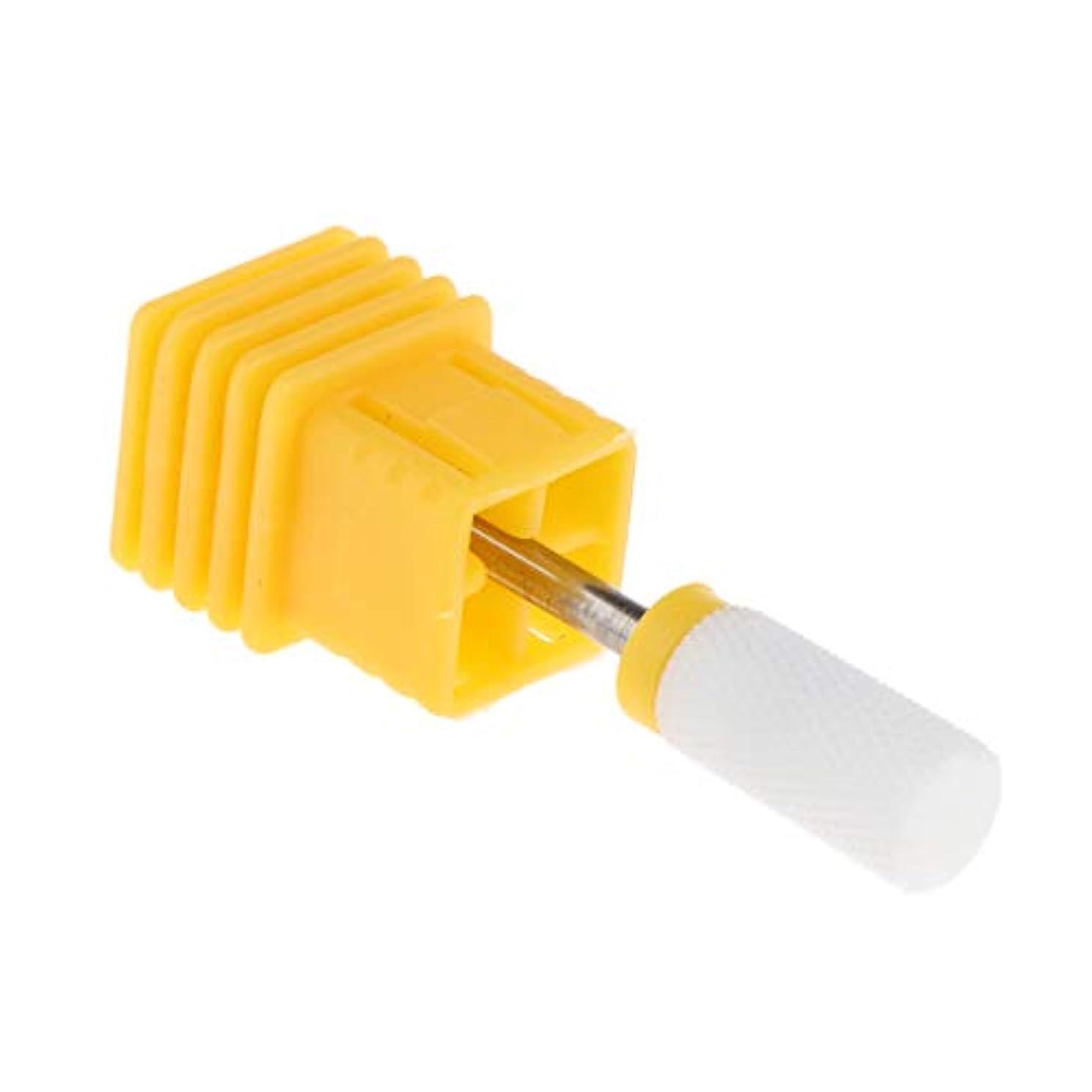 人喉頭競争力のあるネイルドリルビット 研磨ヘッド マニキュアツール 全6選択 - XF