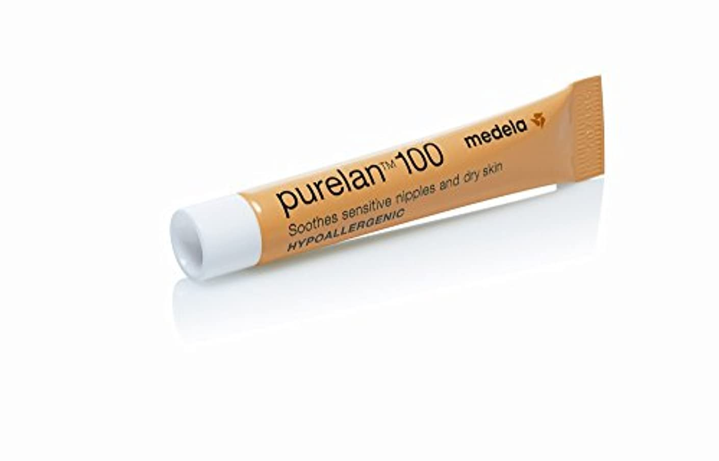 ドラムモスク略すMedela メデラ 乳頭保護クリーム ピュアレーン100 7g 天然ラノリン 100% (008.0018)