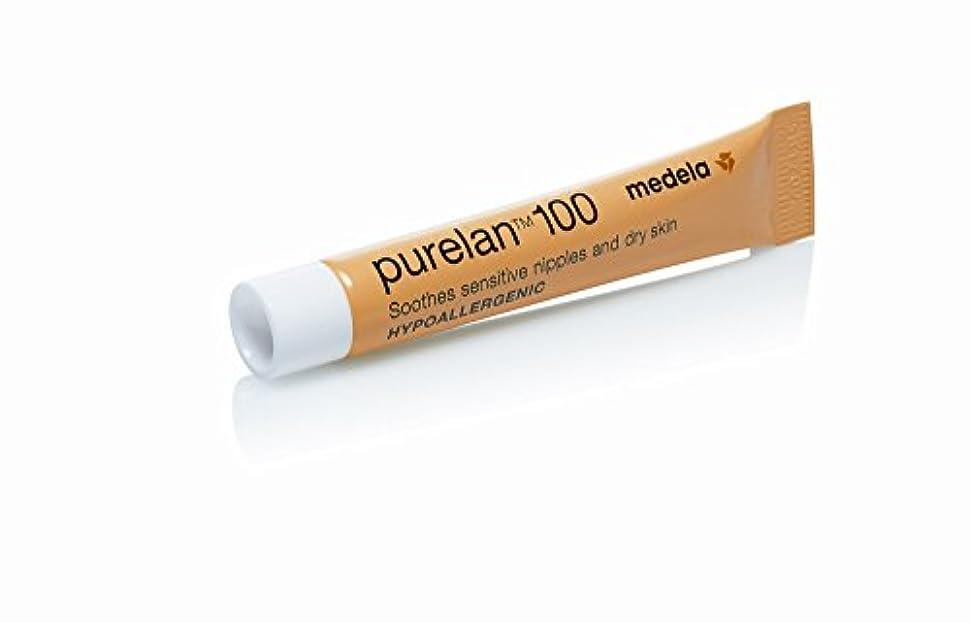 中世の脊椎次Medela メデラ 乳頭保護クリーム ピュアレーン100 7g 天然ラノリン 100% (008.0018)