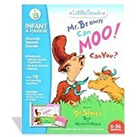 LittleTouch LeapPad: Dr. Seuss's Mr. Brown Can Moo! Can You? [並行輸入品]