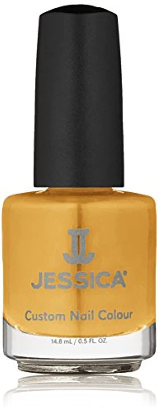 天国絶えず折Jessica Nail Lacquer - Totally Turmeric - 15ml / 0.5oz