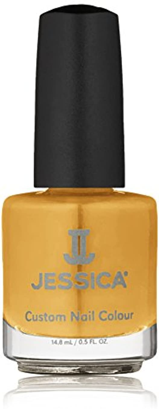 不正直ビルマ内陸Jessica Nail Lacquer - Totally Turmeric - 15ml / 0.5oz