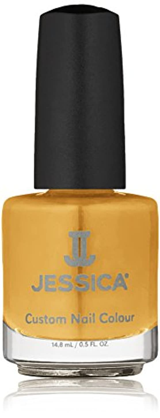 表面的な所持成人期Jessica Nail Lacquer - Totally Turmeric - 15ml / 0.5oz