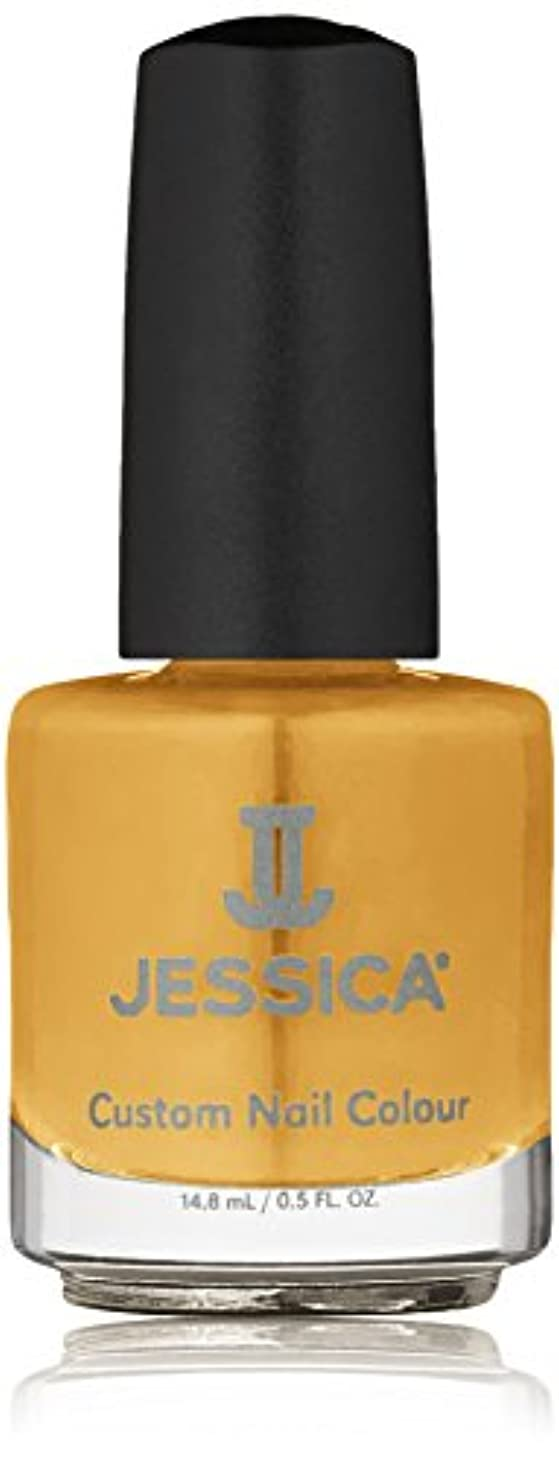 火曜日ヒール高齢者Jessica Nail Lacquer - Totally Turmeric - 15ml / 0.5oz