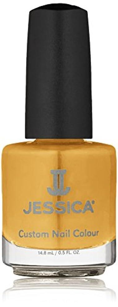 ヒントみなさん油Jessica Nail Lacquer - Totally Turmeric - 15ml / 0.5oz