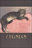 Steinlen - Cat On A Cushion Poster - 91.5x61cm