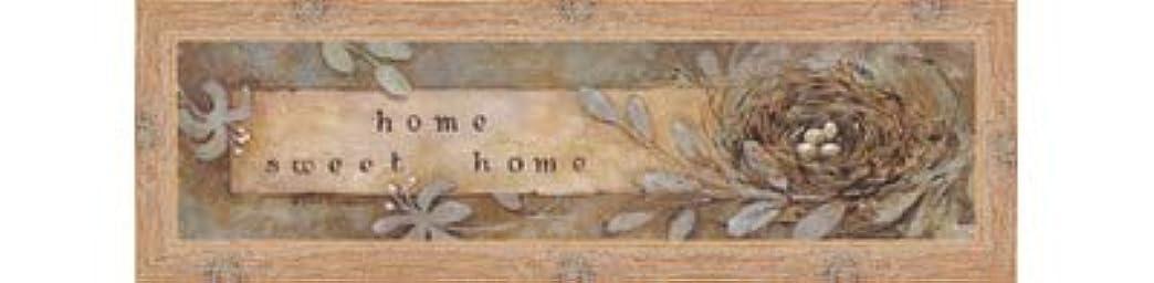 キルス主流わずらわしいHome Sweet Home by Diane Knowles – 24 x 6インチ – アートプリントポスター LE_614249-F10902-24x6