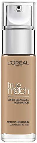 L'Oréal Paris True Match Liquid Foundation 4.5.N True B