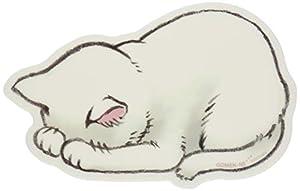 アーティミス マウスパッド ごめん寝 白猫 GN-MOP