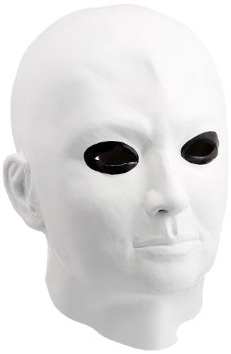 ラバーマスク M2 白ぬり