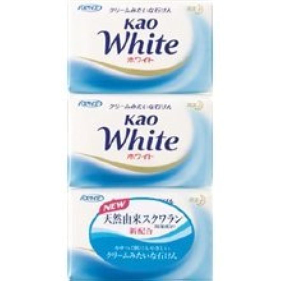ぴったりウールドック【花王】花王ホワイト バスサイズ (130g×3個) ×20個セット