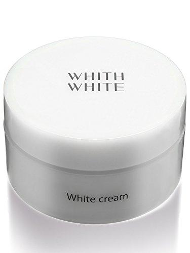 【 濃厚クリームで肌リフレッシュ 】 フィス ホワイト パック クリーム 「 くすみ 用」「 プラセンタ + ヒアルロン酸 2種類 *2 配合 」 50g