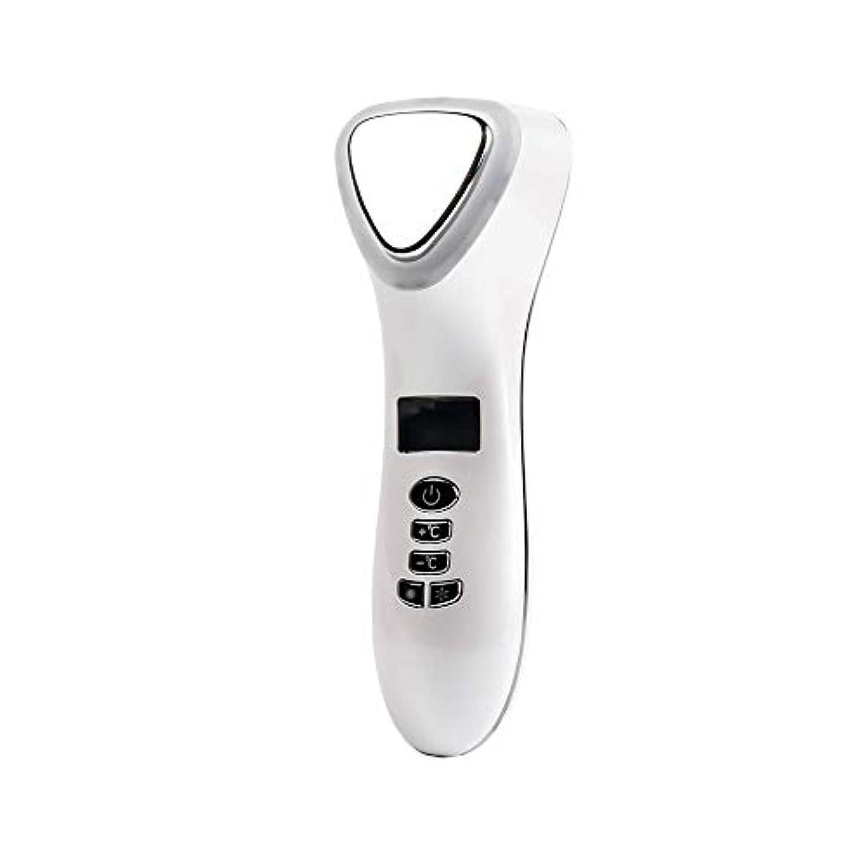 ルビーネブ黙認するJMY クレンジング器、美顔器、フェイシャル?SPA、にきび光線療法、振動ファーミングトリートメント