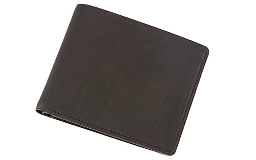 巨大微妙平和的【キプリス】二つ折り財布(カード札入)■レーニアカーフ 1113