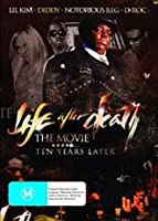 NOTORIOUS BIG - LIVE AFTER DEATH - THE MOVIE (1 DVD)