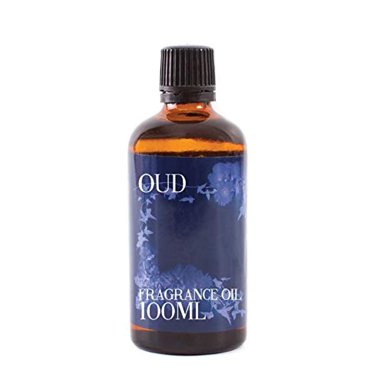 ライン投げ捨てる小川Mystic Moments   Oud Fragrance Oil - 100ml