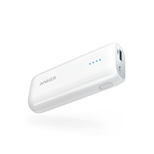 Anker Astro E1 5200mAh 超コンパクト モバイルバッテリー 急速充電可能 iPhone / iPad / iPod / Xperia / ...