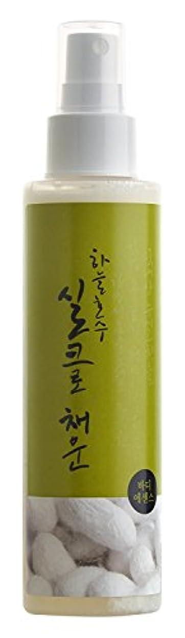 花識別する放つハヌルホス(Skylake) 美容シルークセラムボディエッセンス 140ml [並行輸入品]