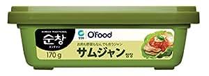大象ジャパン直営 味付けみそ スンチャン サムジャン 170g サンチュ味噌 お肉も野菜も何でも合う味噌!@韓国調味料 @焼肉