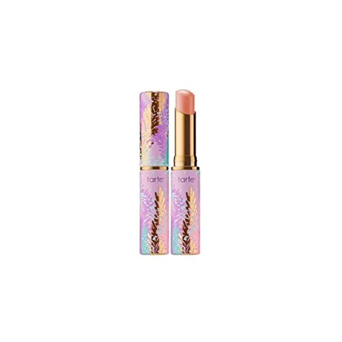 アジア人適合する七面鳥tarteタルト リップ Quench Lip Rescue - Rainforest of the Sea Collection High Shine finish