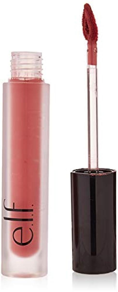 ワイプ解放有効なe.l.f. Liquid Matte Lipstick - Mauvelous (並行輸入品)