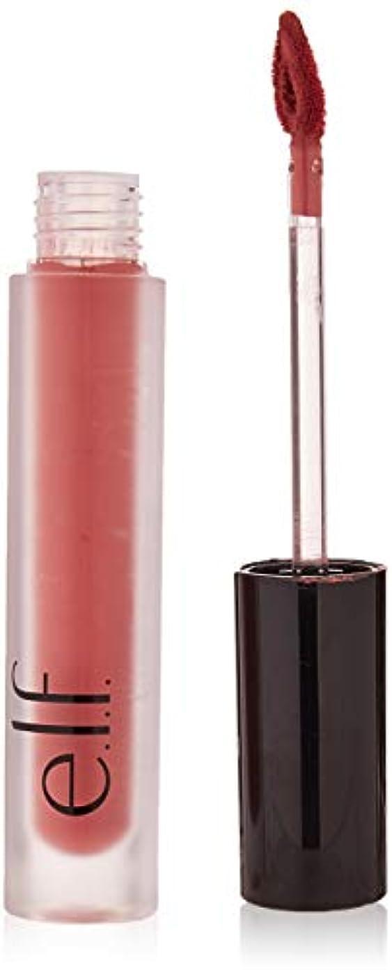 下品リーク敬礼e.l.f. Liquid Matte Lipstick - Mauvelous (並行輸入品)