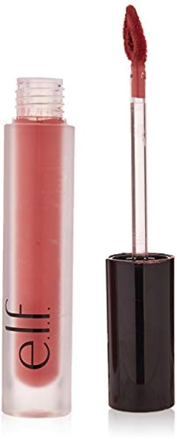 時間厳守浸す疑い者e.l.f. Liquid Matte Lipstick - Mauvelous (並行輸入品)