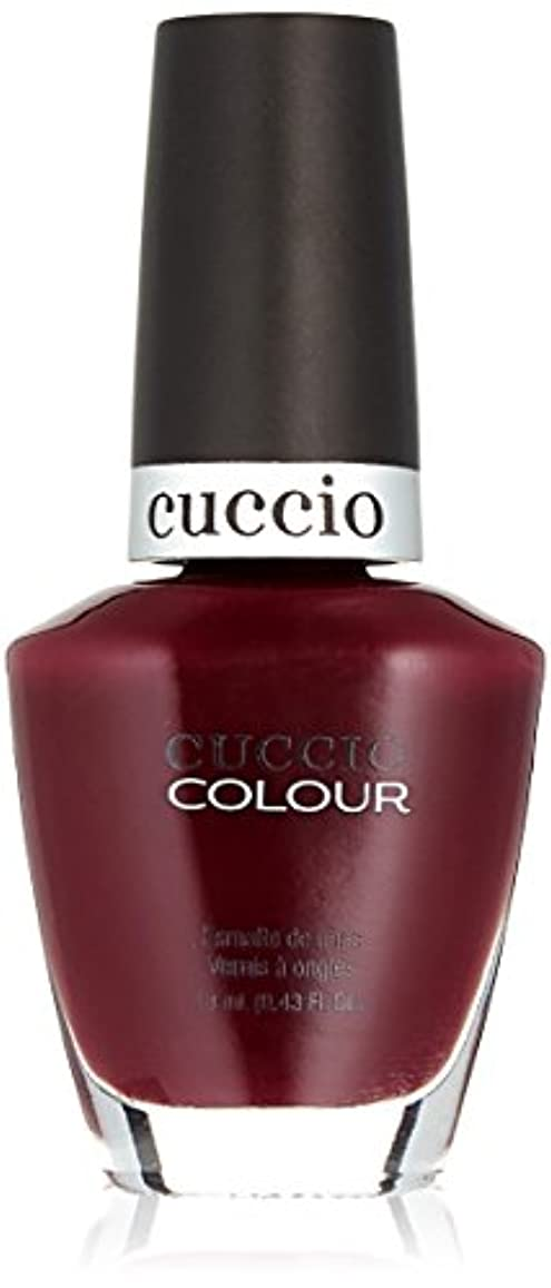 取り消すすみません干ばつCuccio Colour Gloss Lacquer - Positively Positano - 0.43oz / 13ml