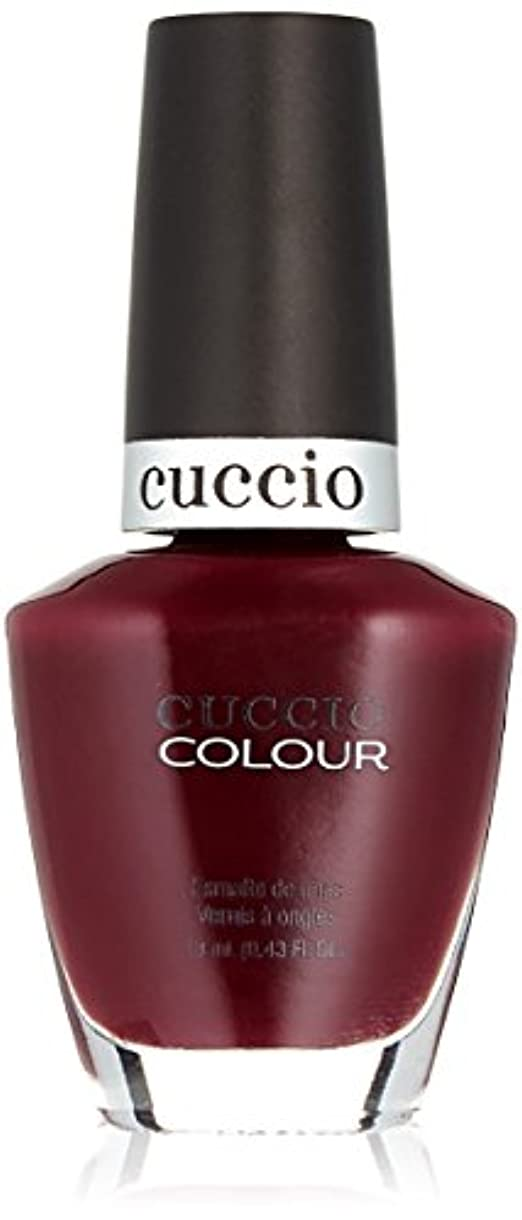 祝うに同意する警察Cuccio Colour Gloss Lacquer - Positively Positano - 0.43oz / 13ml