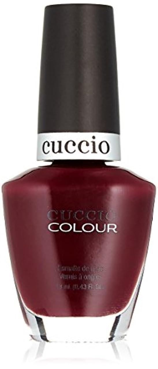 苦行リボン消費するCuccio Colour Gloss Lacquer - Positively Positano - 0.43oz / 13ml